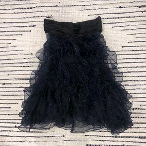 Zac Posen Skirts - Zac Posen for Target Navy Ruffle Skirt